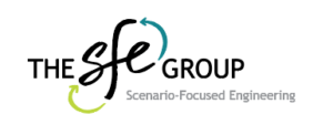 The SFE Group logo